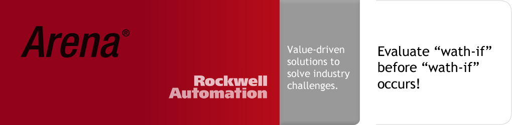 "Value-driven solutions to solve industry challenges. Evaluate ""wath-if"" before ""wath-if"" occurs!"
